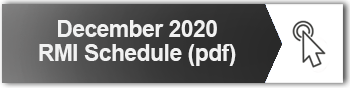 DECEMBER 2020 RMI SCHEDULE