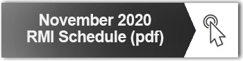 NOVEMBER 2020 RMI SCHEDULE