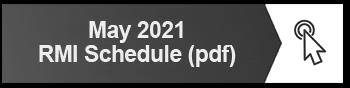 MAY 2021 RMI SCHEDULE