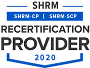 SHRM Recertification Provider 2020