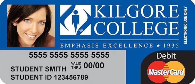 ranger cards id badges kilgore college