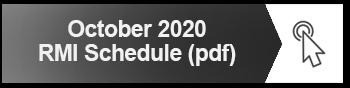 OCTOBER 2020 RMI SCHEDULE
