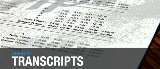 Transcript Request Form | Transcript Request Kilgore College