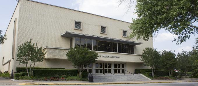 Dodson Auditorium