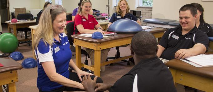 Major in physical therapy assisstant and minor in pre-physical therapy?