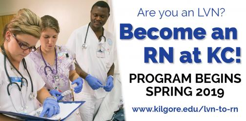 Nursing Associate Degree Nursing Rn Kilgore College
