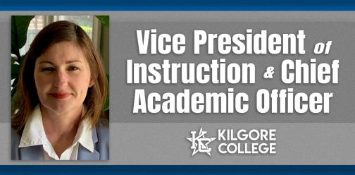 Dr. Tracy Skopek named VP of instruction, chief academic officer