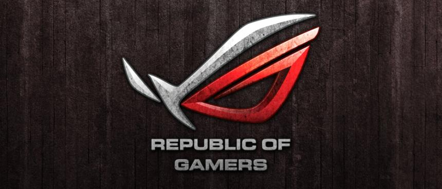 Republic of Gamers Ad