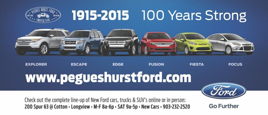 Pegues Hurst Ford